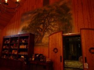 Becker Tasting Room